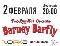 Рок-духовой оркестр Barney Barfly